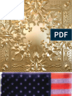 Digital Booklet - Watch the Throne