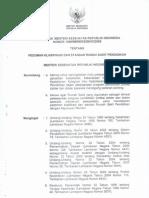 KMK No. 1069 Ttg Klasifikasi Dan Standar Rumah Sakit Pendidikan