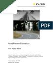 2007 Road Friction Estimation