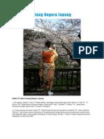 21 Fakta Tentang Negara Jepang