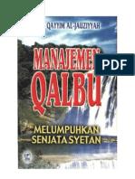 Manajemen Qalbu Melumpuhkan Senjata Syetan Ibn Qayyim AlJauziyyah