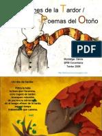 Poemes de Tardor_ Poemas Del Otoño
