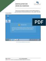 SBS2011 (Small Business Server) Essentials