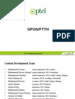 GPON Fundamentals