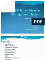 Disaster Management System