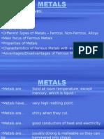 Metal Properties