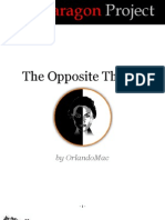 The Opposite Theory