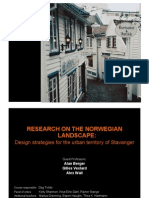 23436161 Stavanger Research Part One