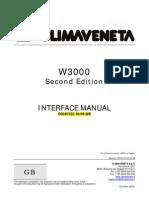 Interface Manual W3000SE 10 09 GB[1]