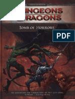 D&D 4e - Tomb of Horrors