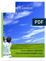 System Planning for Churches