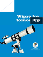Wipro Annual Report 2010-11 Final
