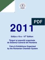 Lista targuri 2011