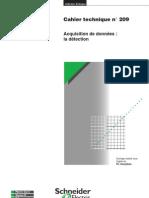 209_Acquisition de données  La detection