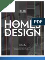 WA's Best Homes Design 2011 & 2012