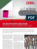 Fachgruppenzeitung Werbung und Marktkommunikation