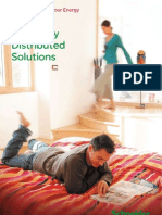 Energy Efficiency Distributed Solutions