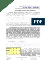 nueração binária e hexadecimal]