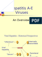 Intro to Viral Hepatitis