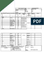 FQP for Civil Work