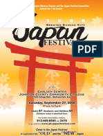 2008 Greater Kansas City Japan Festival Program