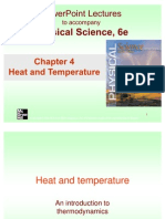 Chapter 4 (Heat and Temperature)