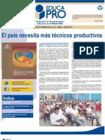 Boletín Educa-Pró N°33 V2