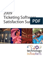 Ticketing Software Satisfaction Survey