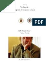 Articulo PETER SLOTERDIJK; Extrañamiento del Mundo_Abstinencia, drogas y ritual_Adolfo Vasquez Rocca Ph D