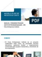 Final Plan de Negocio CISCO