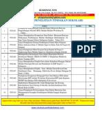 Penelitian Tindakan Sekolah PTS