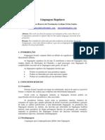 Linguagens Regulares - artigo