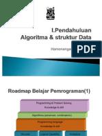 Pendahuluan Algoritma Dan Struktur Data