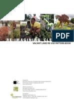 ReImagining Cleveland - Pattern Book