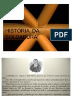 Historia Da Soldadura Gp2