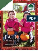 Fall 2011 Brochure