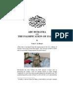 Abu Hurayra أبو هريرة