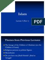 GEK1045 Lecture 5