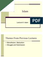 GEK1045 Lecture 6