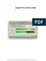Source-Connect Pro 3.6 User Guide