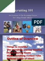 Recruiting 101[1]