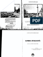 Constant In Marcusan - Limba Italiana. Manual Pentru Incepatori