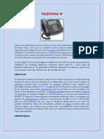 LA TELEFONIA IP