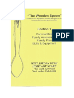 Wooden Spoon- Commodities, Family Plan, Skills & Equipment