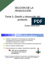 Direccion de La Produccion