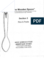 Wooden Spoon Rice and Pasta