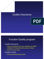 Quality Assurance Ppt 2035