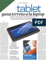 EDH Negocios Toshiba Thrive Tablet 080811