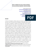 ENS-011 Claudio Santos Pereira