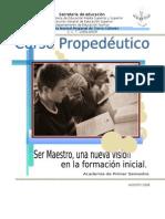 PROYECTO- CURSO PROPEDEUTICO